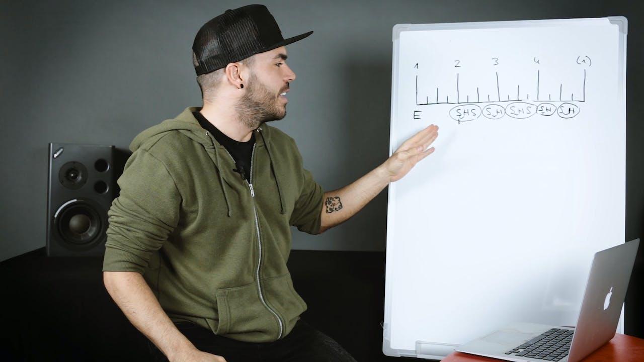 Slap - Creando patrones de slap a partir de células rítmicas (Parte 1)