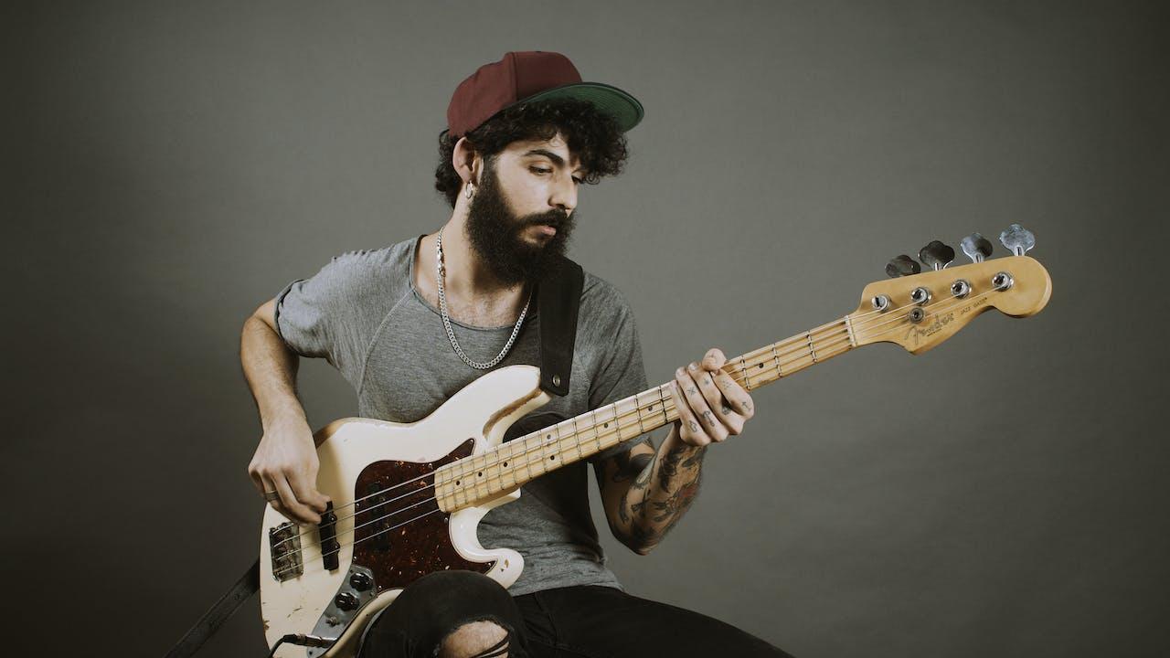 Ejercicios - #12: Fingerstyle Groove en Em (estilo Vulfpeck)